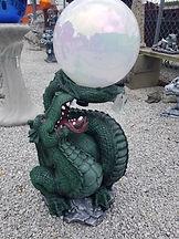 Dragon gazing globe stand.jpg