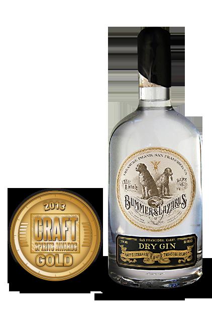 2013-craft-spirits-awards-bummer-lazarus-dry-gin