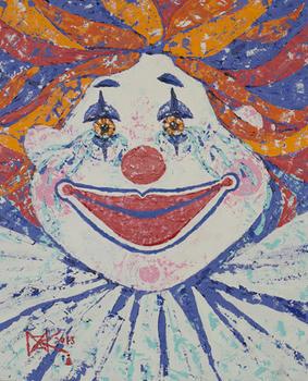 """Клоун"" ""Clown"""