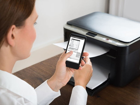PRINTING IPHONE DOCUMENTS AND DATA WITHOUT AIRPRINT