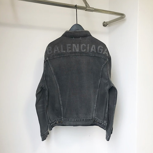 BALENCIAGA JEANS JACKET