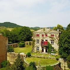 Chateau et Terride