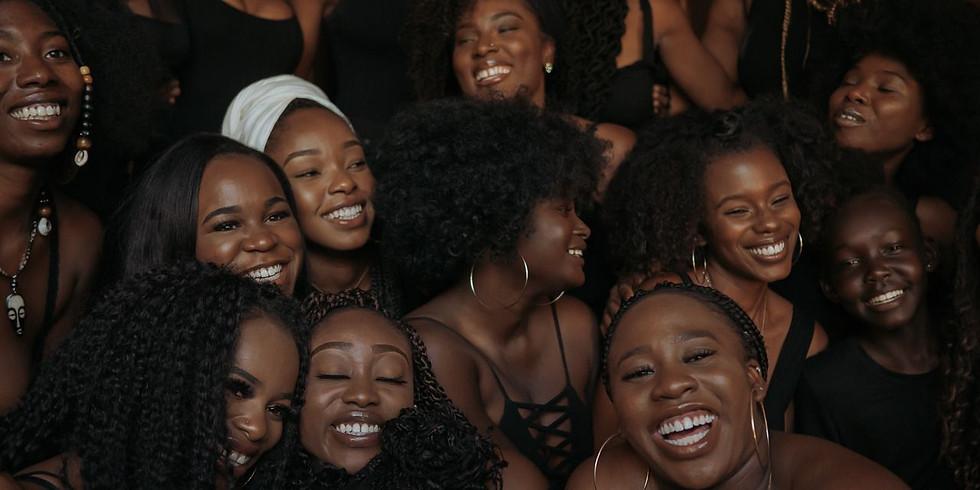 Ubuntu Afro Sister Circle - Tuesday Group
