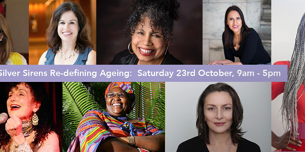 SILVER SIRENS RE-DEFINING AGEING 2021 - ONLINE