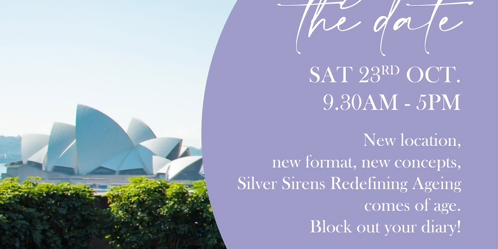 SILVER SIRENS RE-DEFINING AGEING 2021