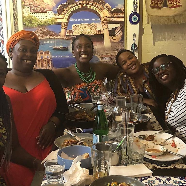 Ubuntu Afro Sister Circle - Wednesdays Group