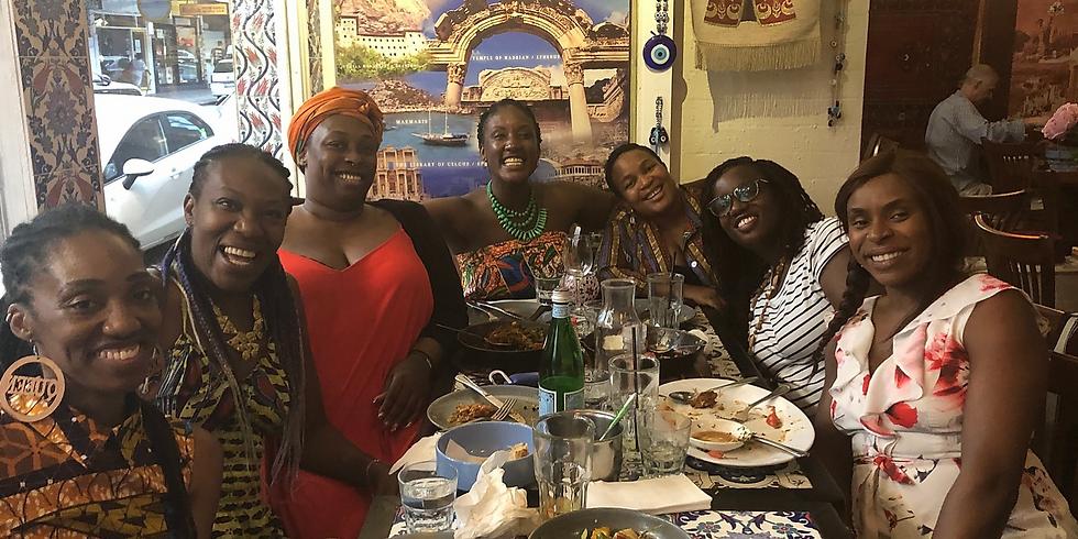 Ubuntu Afro Sister Circle 2020