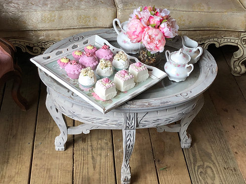 TEA TIME TRAY TABLE