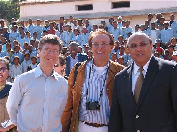 Sambaina -Millenniun VillageUN, 2007, co