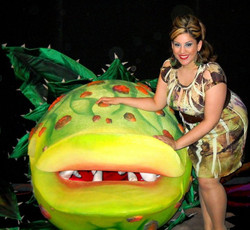 Little Shop of Horrors at Theatre 3