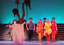 Seussical at Gateway Playhouse