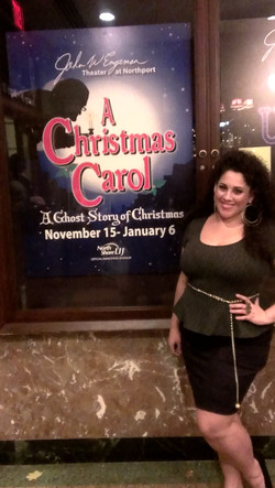 A Christmas Carol at JWE