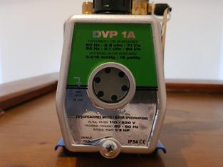 Bomba de alto vacío de dos etapas DVP 1A
