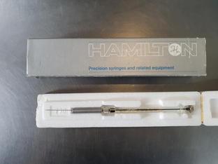 Jeringa de Precision Hamilton Microliter 7001