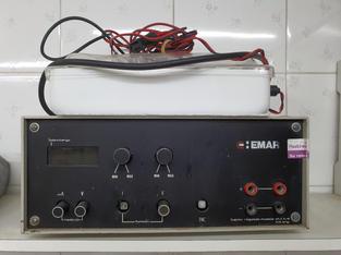 Equipo de electroforesis CHEMAR