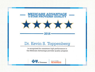 Both physicians receive 5-Star ratings from Medicare Advantage