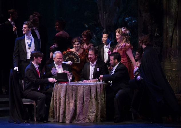 La Traviata at Palm Beach Opera