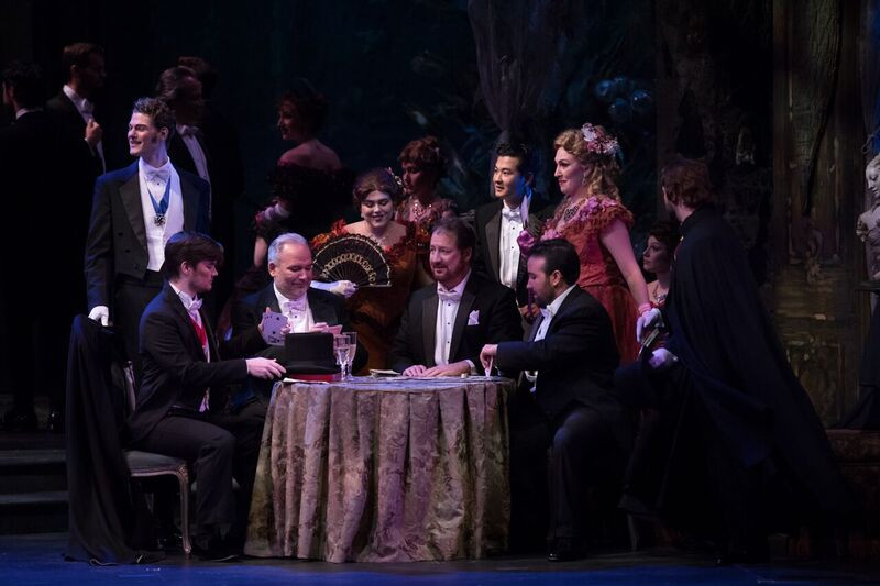 La Traviata at Palm Beach Opera