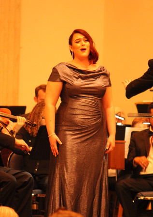"""""""Exsultate, jubilate"""" Concerto Competition Performance"""