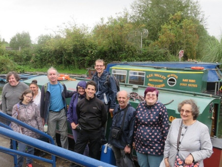 Redbridge 18 plus invites new members to take part in social trips and come and join the club