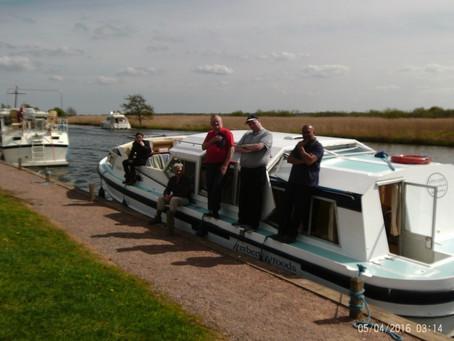 Castles and canoes for Redbridge 18 Plus