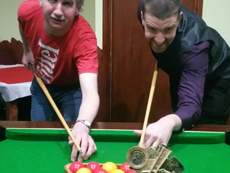 Redbridge beat Havering in pool competition