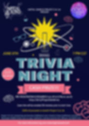 Trivia Night 6-6 - Made with PosterMyWal