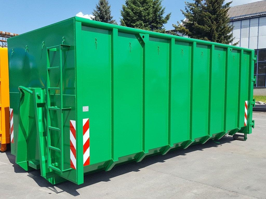 Velkoobjemové kontejnery