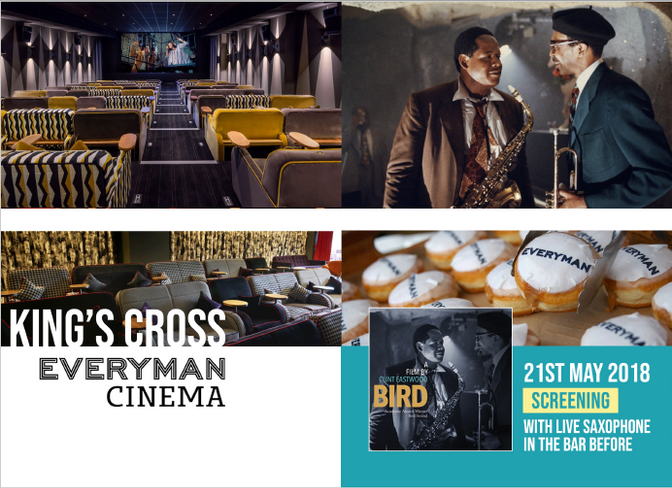 """Tonight - All roads lead to Everyman Cinema Kings Cross for our Special Screening of """"BIRD&quot"""