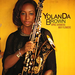 YolanDa Brown April Showers May Flowers.