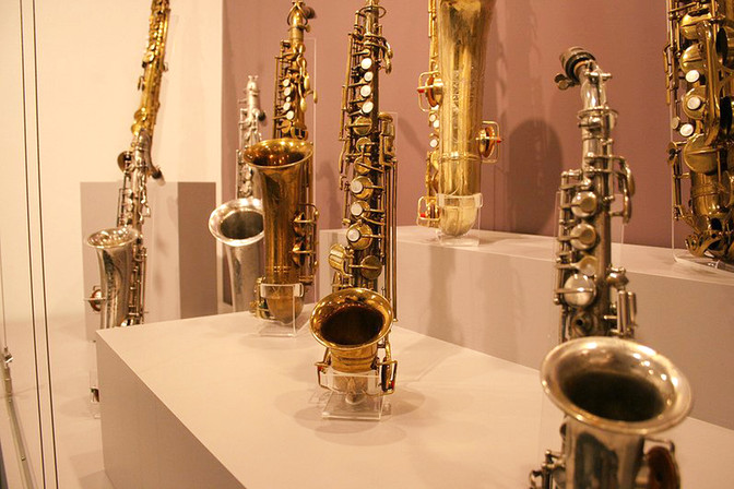 Apply to Exhibit at the Saxophone Village