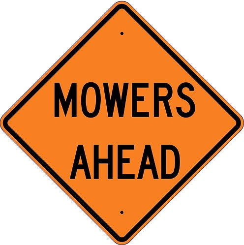 Mowers Ahead