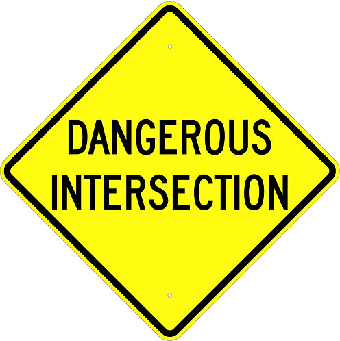 Dangerous Intersection