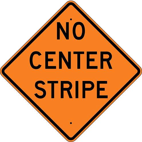 No Center Stripe