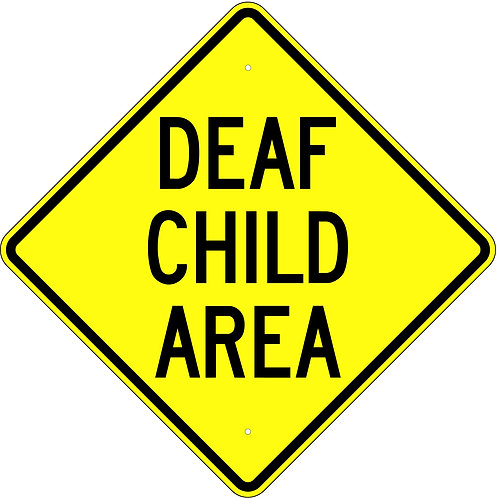 Deaf Child Area