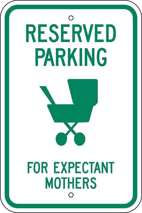 Reserved Parking - Expectant Mothers