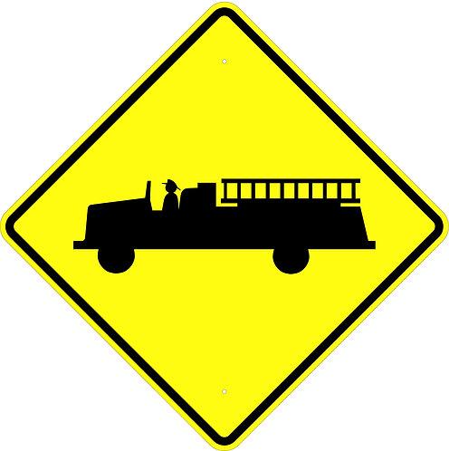 Emergency Vehicle - Firetruck