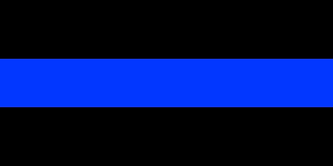 Support - Thin Blue Line