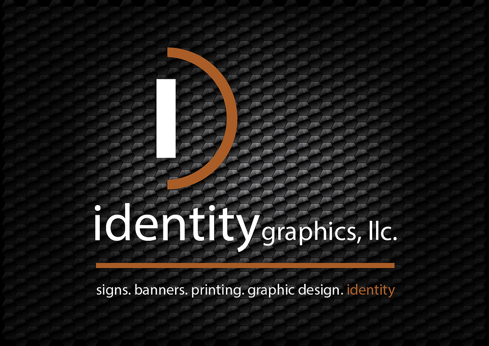 Identity Graphics - signs . banners . printing . graphic design . decals . identity