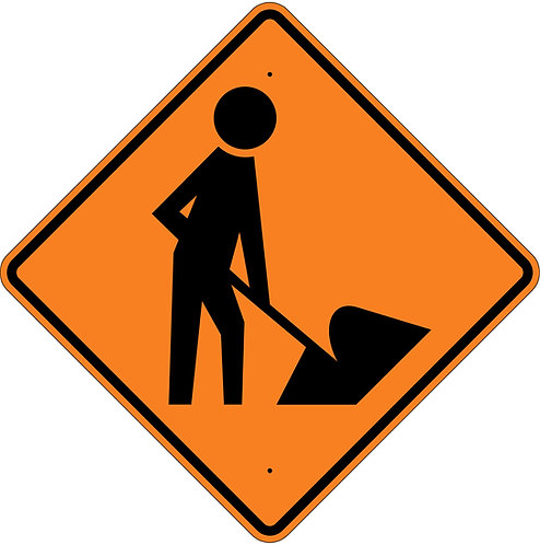 Men Working Symbol