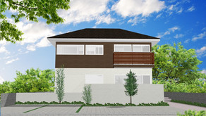 3bedroom and 2 bathroom house 100㎡ like the style of your home country
