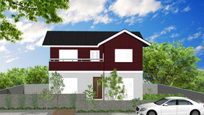4 bedroom and 2 bathroom house like the style of your home country / 21090301