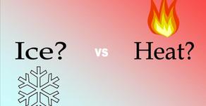 Ice vs Heat - The battle rages on