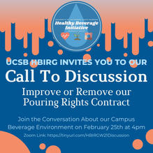 Improve or Remove our UCSB's PRC?