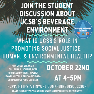 Flier for Fall 2020 Discussion