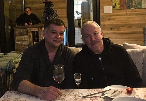 Макаревич, ресторан Чили