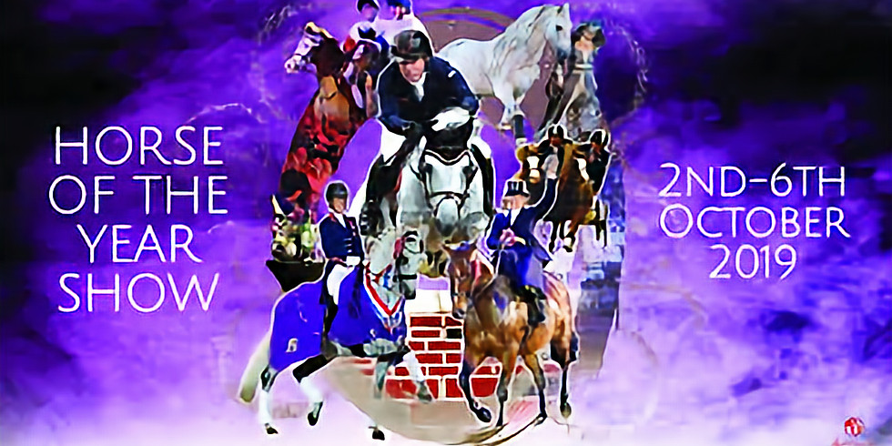 SRC Horse of the Year Show 2019