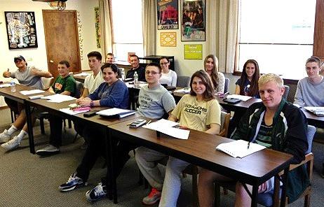 SAT_students_newtown_pennsylvania