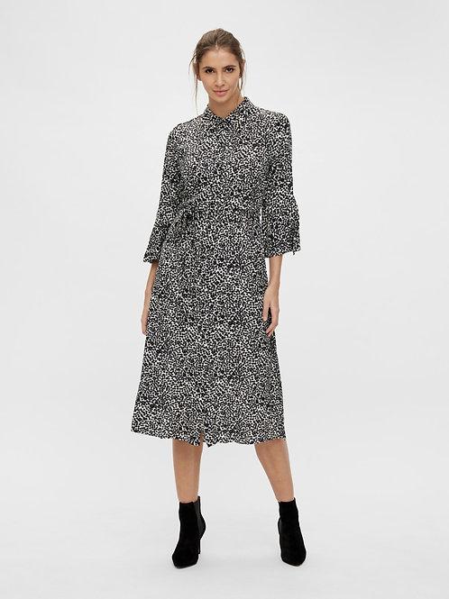 OBJLORENA 3/4 SHIRT DRESS