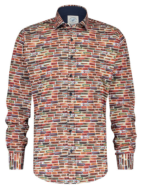 Shirt Modelboten Wit